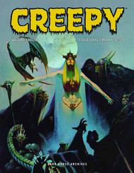 Creepy Archives HC Vol 12 -- MAR130039