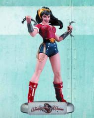 DC Comics Bombshells Wonder Woman Statue -- MAR130316