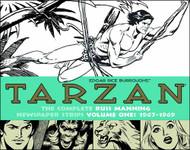 Tarzan Russ Manning Newspaper Strips HC Vol 01 1967-1970 -- MAR130427