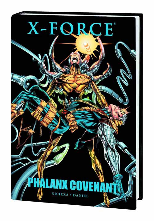 X-Force Prem HC Phalanx Covenant -- MAR130728