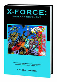 X-Force Prem HC Phalanx Covenant Dm Var Edition 107 -- MAR130729