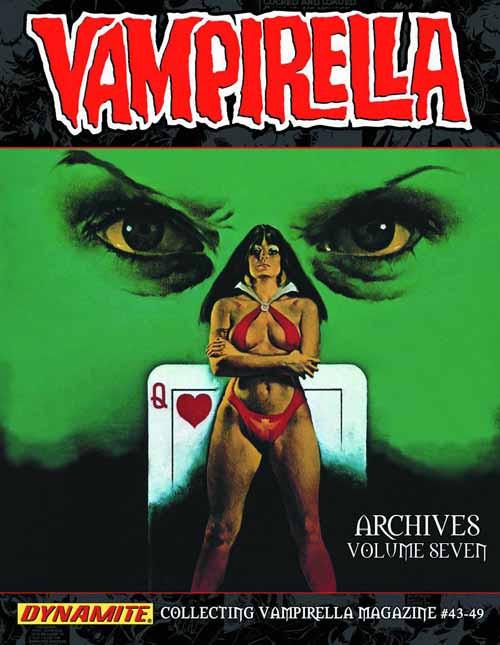 Vampirella Archives HC Vol 07 -- MAR131062