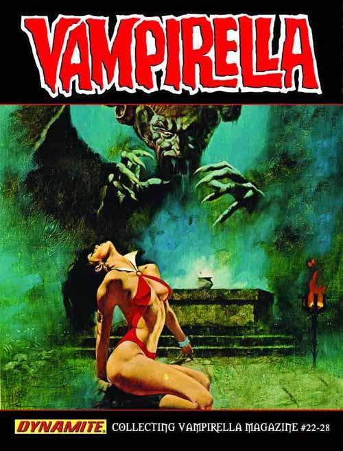 Vampirella Archives HC Vol 04 -- MAR131066