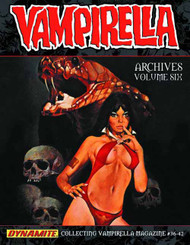 Vampirella Archives HC Vol 06 -- MAR131068
