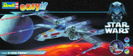Star Wars X-Wing Fighter Snaptite Model Kit -- DEC131929