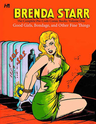 Brenda Starr Comp Pre Code Comics HC Vol 01 -- MAR131192