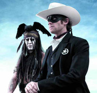 Lone Ranger Behind The Mask HC -- MAR131490