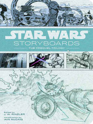 Star Wars Storyboards Prequel Trilogy HC -- MAR131508