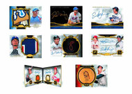 Topps 2013 Tier One Baseball Trading Cards T/C Box -- MAR131513