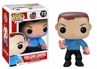 Pop Big Bang Theory BBT Star Trek Sheldon Vinyl Figure -- DEC132155