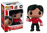 Pop Big Bang Theory BBT Star Trek Raj Vinyl Figure -- DEC132156