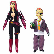 Venture Bros 8-In Series 6 Action Figure Assortment -- MAR131928