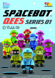 Spacebot 2.5-In Qee 30-Piece Bmb Ds Series 01 -- MAR131937