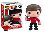 Pop Big Bang Theory BBT Star Trek Howard Vinyl Figure -- DEC132157