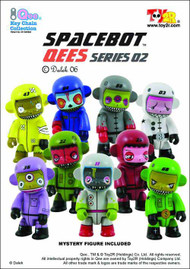 Spacebot 2.5-In Qee 30-Piece Bmb Ds Series 02 -- MAR131938
