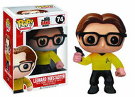 Pop Big Bang Theory BBT Star Trek Leonard Vinyl Figure -- DEC132158