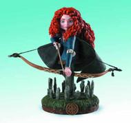 Disney Grand Jester Brave Merida Mini-Bust -- MAR131980