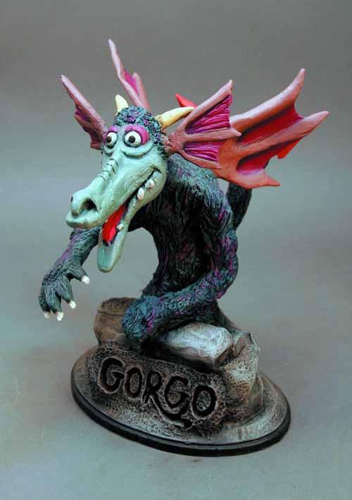 Gorgo Statue -- Executive Replicas -- MAR131982