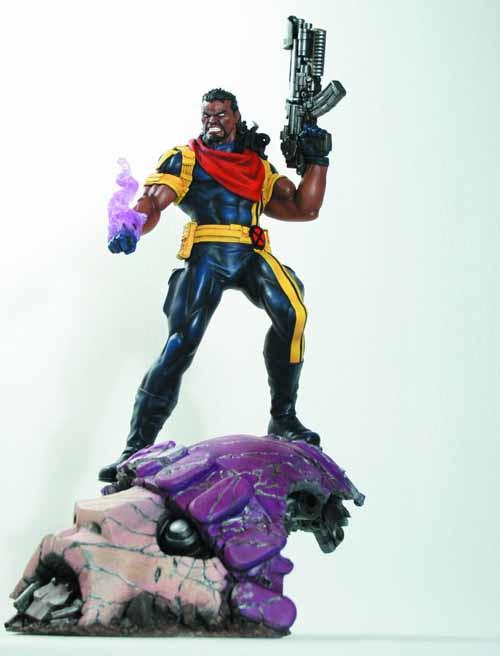 Bishop Statue -- X-Men Bowen Designs -- MAR131986