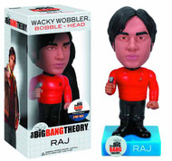 Big Bang Theory BBT X Star Trek Raj Wacky Wobbler -- DEC132160