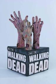 Walking Dead TV Bookend -- Robert Kirkman Gentle Giant -- MAR131996