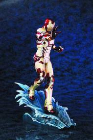 Iron Man 3 Mark 42 ARTFX Statue -- R Downey Jr Kotobukiya -- MAR131997