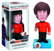 Big Bang Theory BBT X Star Trek Howard Wacky Wobbler -- DEC132161