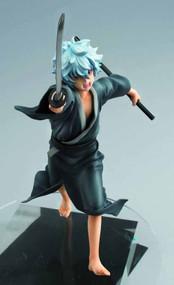 Gintama Sakata Gintoki Gem PVC Figure Kids Version -- MAR132024