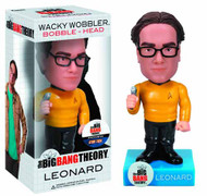 Big Bang Theory BBT X Star Trek Leonard Wacky Wobbler -- DEC132162