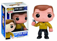 Pop Star Trek Kirk Vinyl Figure -- DEC132269