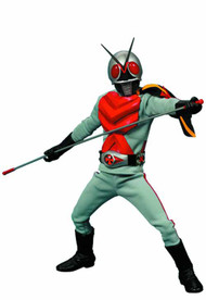 Masked Rider X Real Action Hero RAH Deluxe -- MAR132059