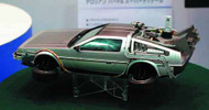 Back to the Future II 1/24 Delorean Model Kit -- MAR132067