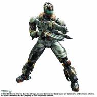 Dead Space 3 Play Arts Kai Isaac Clarke Action Figure -- MAR132078