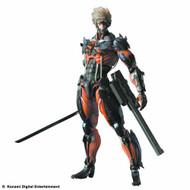 Metal Gear Revengeance Play Arts Kai Raiden PX Fig Red Ver -- MAR132086