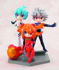 Evangelion Petit Eva New Movie Version C-Style 9-Piece Ds -- MAR132105