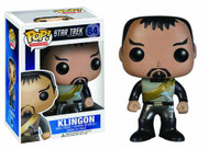 Pop Star Trek Klingon Vinyl Figure -- DEC132272