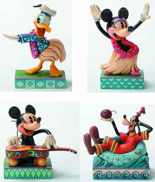 Disney Traditions Hawaiian Holiday Ppk Assortment -- MAR132169