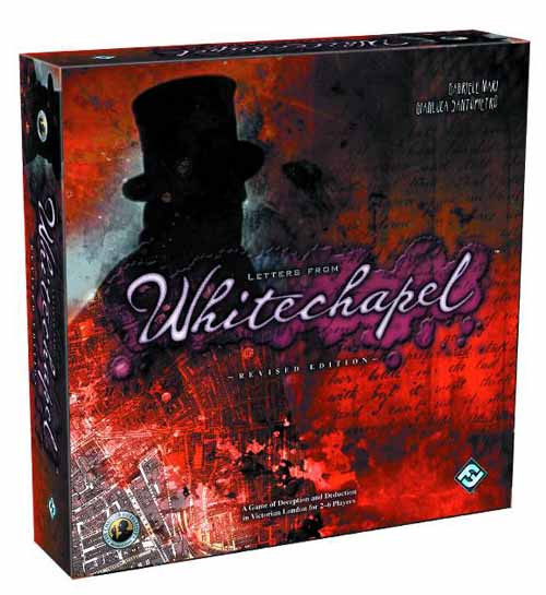 Letters From Whitechapel Board Game -- MAR132240