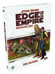 Star Wars RPG Edge Of The Empire Core Rulebook -- MAR132242