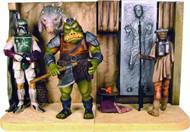 Star Wars Jabbas Palace Bookends -- MAY101638U