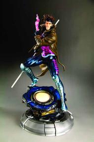 Danger Room Sessions Gambit Fine Art Statue X-Men -- MAY111836