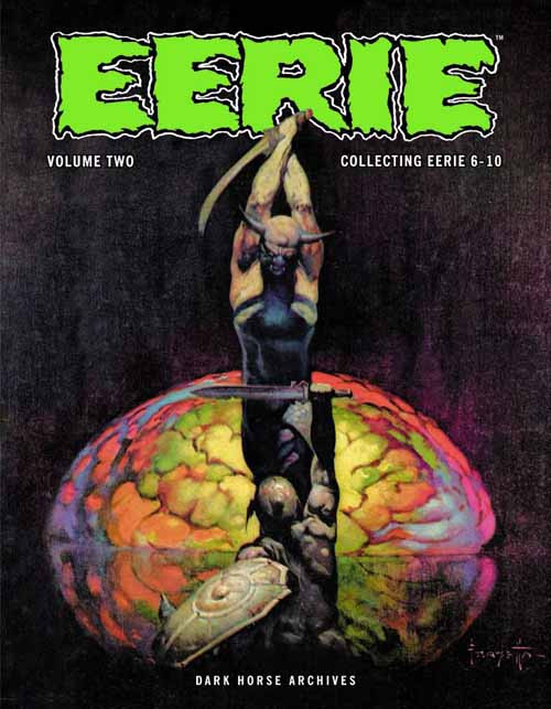 Eerie Archives HC Vol 02 New Printing -- MAY120036