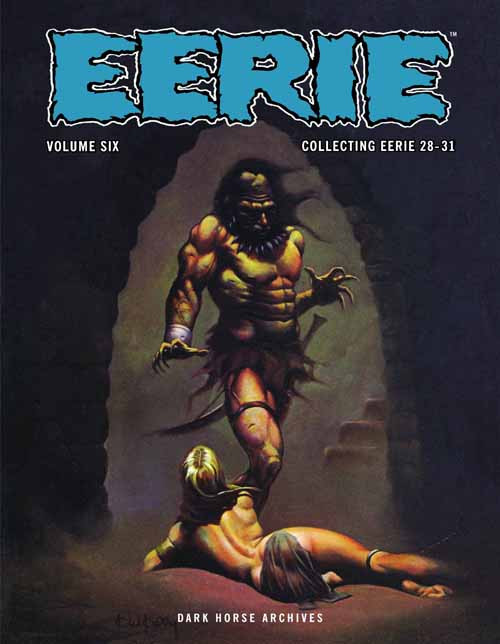 Eerie Archives HC Vol 06 -- MAY120040