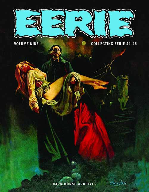 Eerie Archives HC Vol 09 -- MAY120043