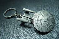 Star Trek Next Generation USS Enterprise 1701-D Keychain -- DEC132275