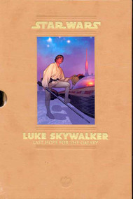 Star Wars Luke Skywalker Last Hope For Galaxy HC -- MAY120151