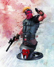 DC Comics Super Heroes Grifter Bust -- MAY120338