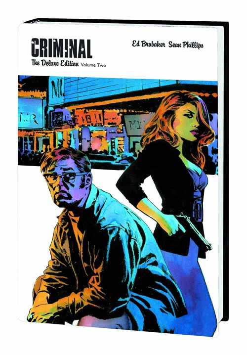Criminal Deluxe Edition HC Vol 02 -- MAY120729