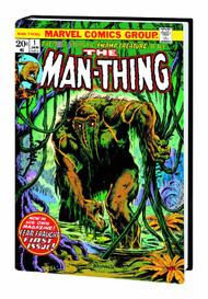 Man-Thing Omnibus HC DM Var Edition -- MAY120735