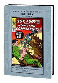 Marvel Masterworks MMW Sgt Fury HC Vol 04 -- MAY120736